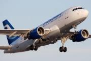 OH-LVI - Finnair Airbus A319 aircraft
