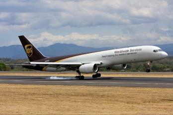 N464UP - UPS - United Parcel Service Boeing 757-200F