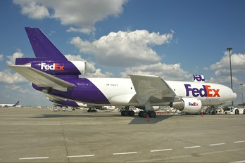 N394FE - FedEx Federal Express McDonnell Douglas MD-10-10F