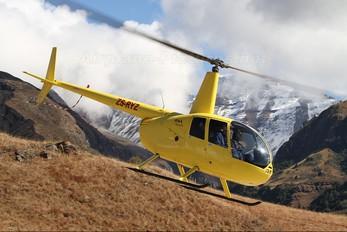ZS-RYZ - Private Robinson R44 Astro / Raven