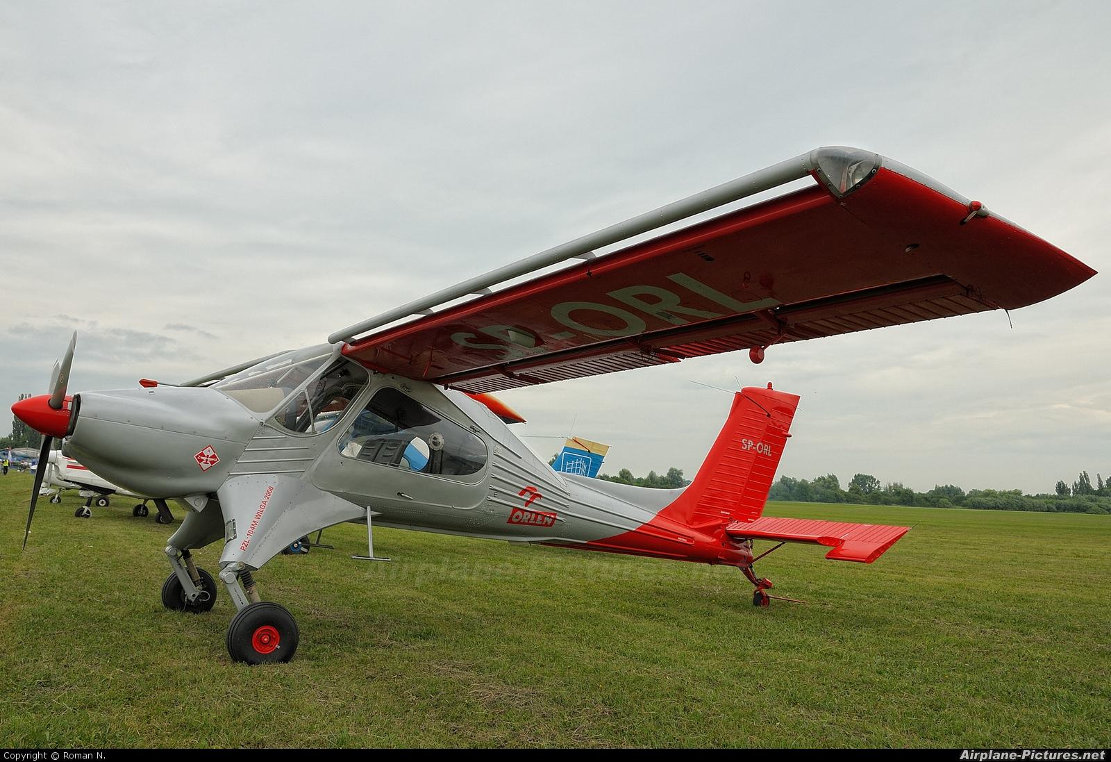 SP-ORL - Aeroklub Ziemi Mazowieckiej PZL 104 Wilga 2000 at