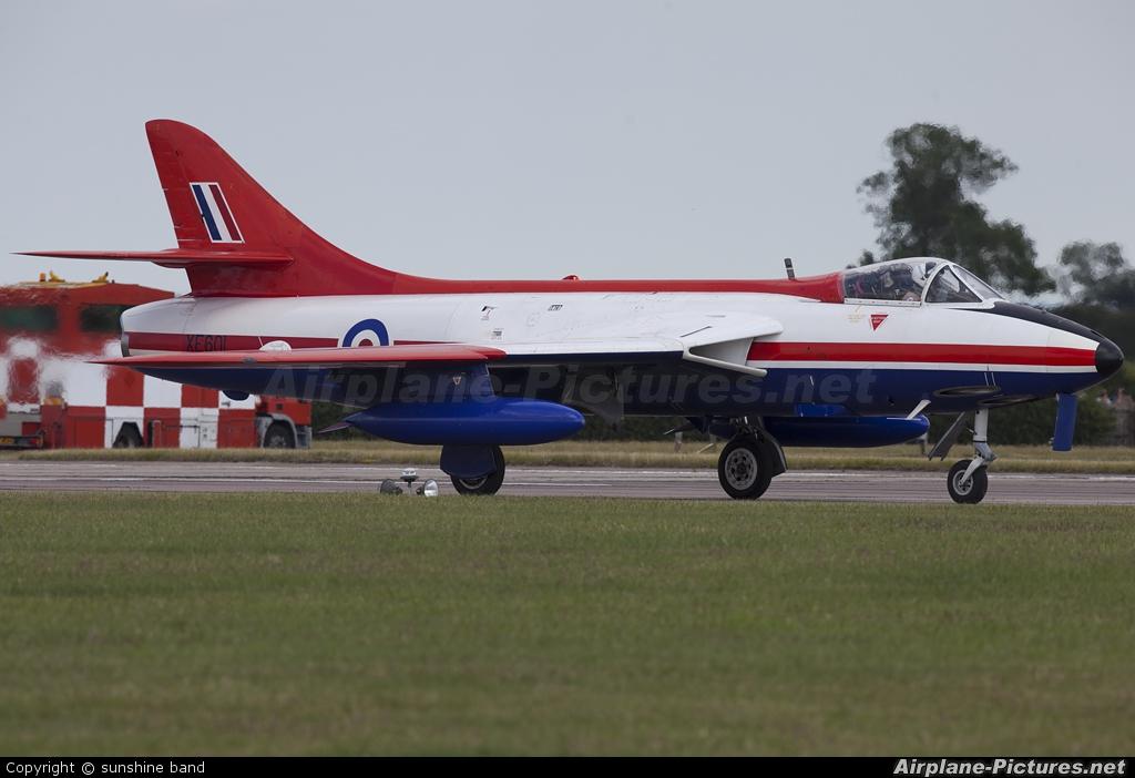 Private G-ETPS aircraft at Waddington