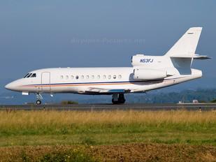 N53FJ - Private Dassault Falcon 900 series