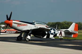 NL44727 - American Airpower Heritage Museum (CAF) North American P-51D Mustang