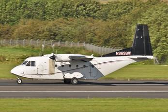 N969BW - EP Aviation Casa C-212 Aviocar
