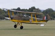 G-AMTF - Private de Havilland DH. 82 Tiger Moth aircraft