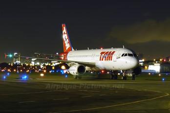 PR-MBH - TAM Airbus A320