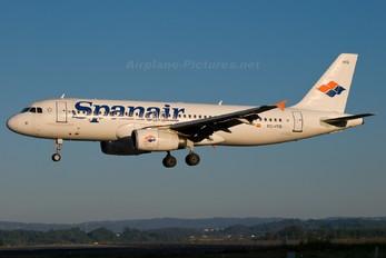 EC-IYG - Spanair Airbus A320