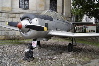 - - Museum of Polish Army PZL TS-8 Bies