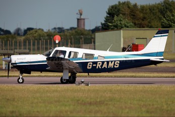 G-RAMS - Private Piper PA-32 Saratoga
