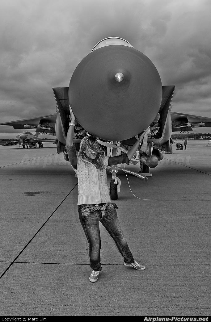 - Aviation Glamour - aircraft at Spangdahlem