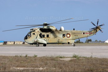 QA33 - Qatar Amiri - Air Force Westland Sea King Commando mk.3