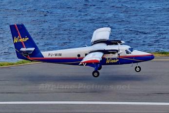 PJ-WIM - Winair de Havilland Canada DHC-6 Twin Otter