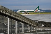 EI-DTF - Alitalia Airbus A320 aircraft