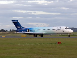 OH-BLO - Blue1 Boeing 717