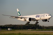 B-KPL - Cathay Pacific Boeing 777-300ER aircraft