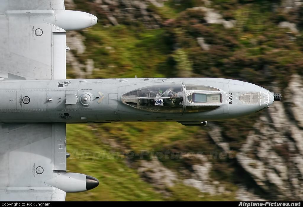 USA - Air Force 81-0992 aircraft at Off Airport - England