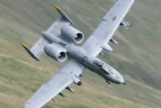 82-0654 - USA - Air Force Fairchild A-10 Thunderbolt II (all models) aircraft