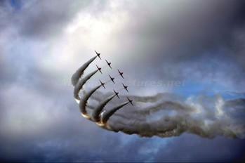 - - Royal Air Force British Aerospace Hawk T.1/ 1A