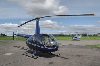 G-CBZE - Private Robinson R44 Astro / Raven