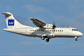 OY-CIJ - Cimber Air ATR 42 (all models)