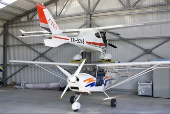 YR-5248 - Private Flight Design CTLS