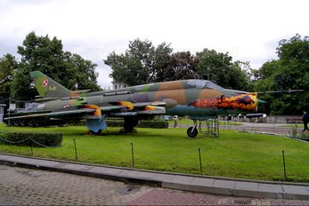 8512 - Poland - Air Force Sukhoi Su-22M-4