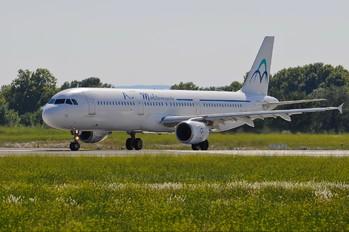 F-GYAZ - Air Mediterranee Airbus A321