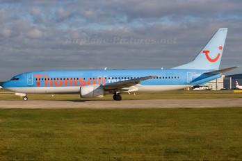 G-CDZM - Thomson/Thomsonfly Boeing 737-800