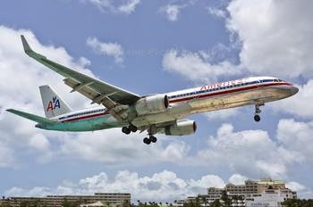 N650AA - American Airlines Boeing 757-200WL