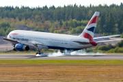 G-BNWT - British Airways Boeing 767-300 aircraft