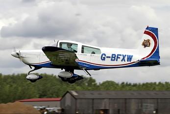 G-BFXW - Private Grumman American AA-5B Tiger
