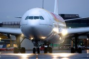 EC-HDQ - Iberia Airbus A340-300 aircraft