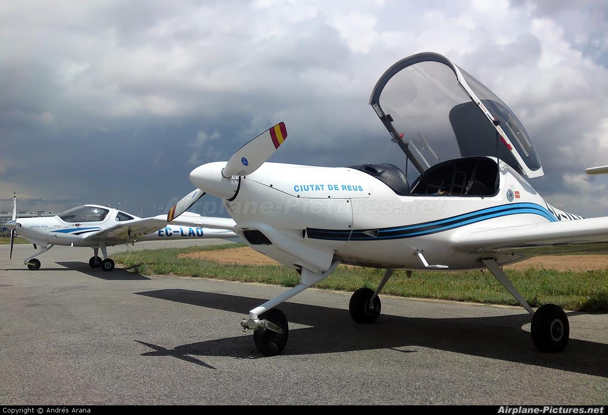 Cesda EC-IHC aircraft at Reus