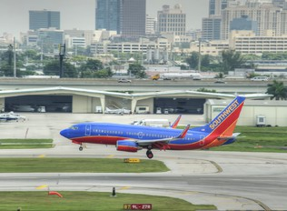 N270WN - Southwest Airlines Boeing 737-700