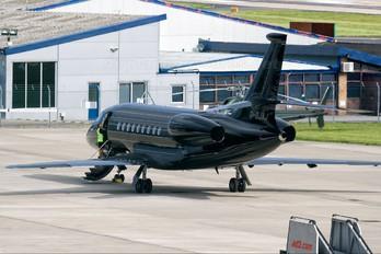 G-OJAJ - TAG Aviation Dassault Falcon 2000 DX, EX