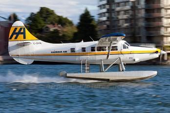 C-GVNL - Harbour Air de Havilland Canada DHC-3 Otter