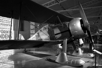 278 - Sweden - Air Force Gloster Gladiator