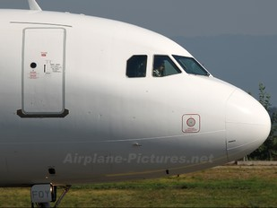 EC-FQY - Vueling Airlines Airbus A320