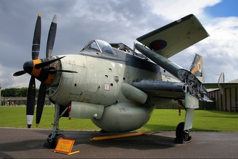 XL502 - Royal Navy Fairey Gannet AEW.3