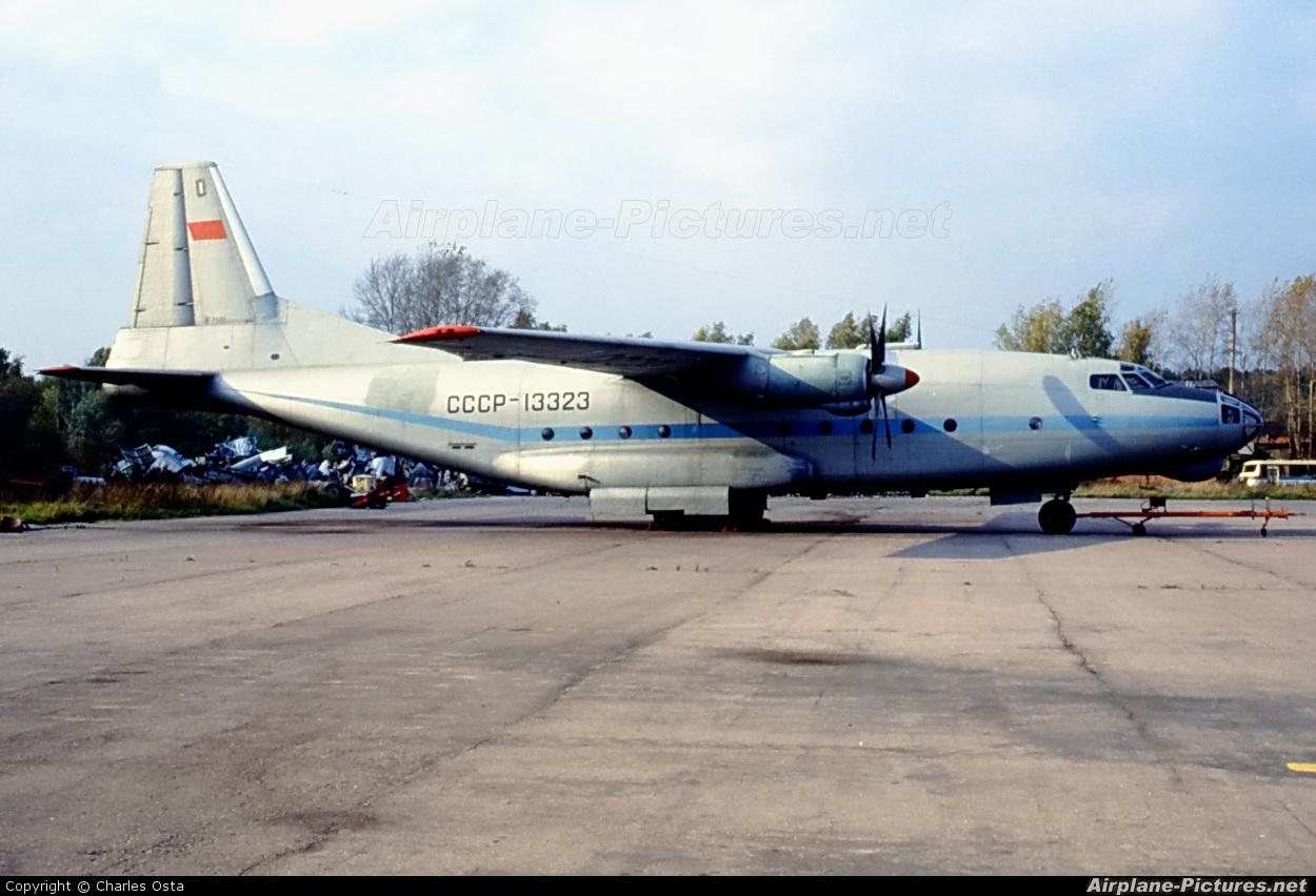 Aeroflot CCCP-13323 aircraft at Moscow - Myachkovo