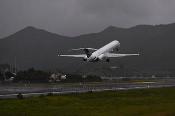 PJ-MDC - Insel Air McDonnell Douglas MD-82