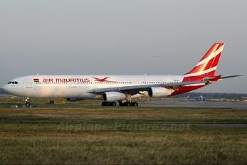 3B-NAY - Air Mauritius Airbus A340-300