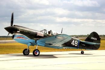 N1226N - Private Curtiss P-40N Warhawk