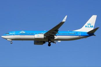 PH-BCB - KLM Boeing 737-800