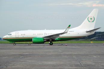 N888YF - AVN Air Boeing 737-700