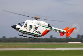 D-HNWP - Germany - Police Eurocopter BK117
