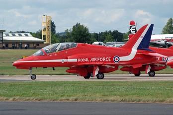 "XX308 - Royal Air Force ""Red Arrows"" British Aerospace Hawk T.1/ 1A"