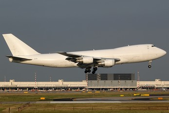 4X-ICO - CAL - Cargo Air Lines Boeing 747-200F
