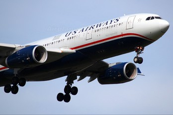 N279AY - US Airways Airbus A330-200